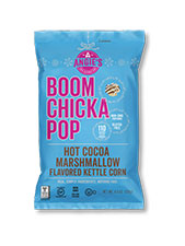 Hot Chocolate Marshmellow Kettle Corn