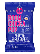 Frosted Sugar Cookie Kettle Corn