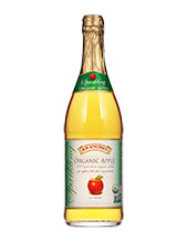 Sparkling Organic Apple Juice