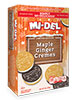 Maple Ginger Creme Cookie