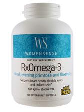 RX Omega-3 Factors Women's