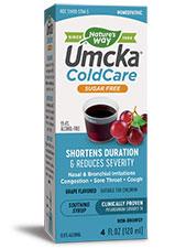 Umcka Grape Syrup Sugar Free