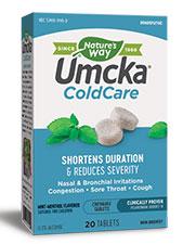 Umcka ColdCare Mint-Menthol