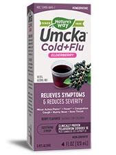 Umcka Elderberry Intensive Syrup