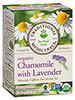 Chamomile With Lavender Tea