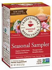 Seasonal Sampler Tea