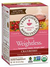Weightless Cranberry Tea