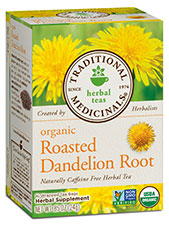 Organic Roasted Dandelion Root