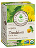Organic Dandelion Leaf & Root