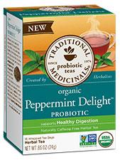 Organic Peppermint Delight Probiotic