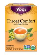 Throat Comfort Organic