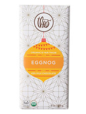 Egg Nog Chocolate Bar