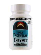 Natural Essential Enzymes 500 mg
