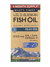 Wild Alaskan Fish Oil Peak EPA