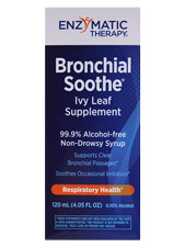 Bronchial Soothe Ivy Leaf Supplement