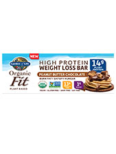 Organic Fit High Protein Weight Loss Bar PB Chocolate