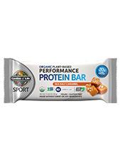 Organic Fit High Protein Weight Loss Bar Sea Salt Caramel