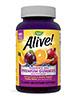Alive! Women's 50+ Premium Gummies Multivitamin