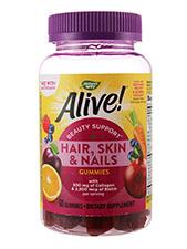 Alive! Hair, Skin & Nails