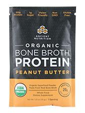Organic Bone Broth Protein Peanut Butter