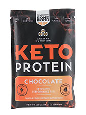 Keto Protein Chocolate