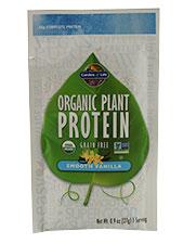 Organic Plant Protein Smooth Vanilla