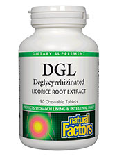 DGL Deglycyrrhizinated Licorice Root Extract