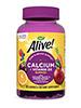 Alive! Calcium + Vitamin D3 Gummies