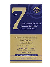 No. 7 Joint Support & Comfort