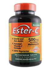 Ester-C 500 mg with Citrus Bioflavonoids
