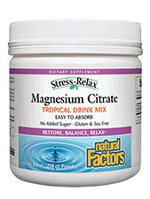 Magnesium Citrate Powder Tropical