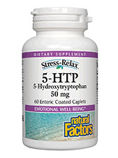 Stress Relax 5-HTP 50 mg