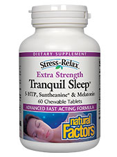 Extra Strength Tranquil Sleep