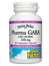 Pharma GABA 250 mg