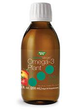Nutravege Omega-3 Plant 500 mg Strawberry Orange