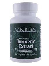 Standardized Turmeric Extract