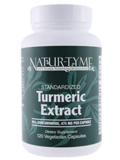 Standardized Turmeric Extract