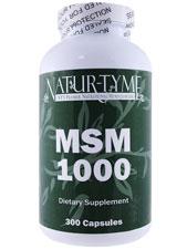MSM 1000 1,000 mg