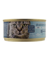 Cat Food - Savory Seafood Dinner