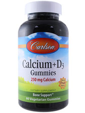 Calcium and D3 Gummies