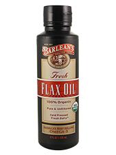 Fresh Flax Oil