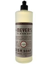 Liquid Dish Soap - Lavender