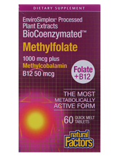 Biocoenzymated Methylfolate