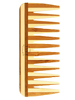 Medium Wood Comb Wide Tooth