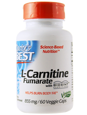 L-Carnitine Fumarate 855mg