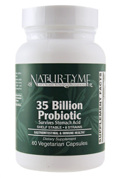 35 Billion Probiotic