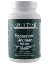 Magnesium Glycinate 400 mg