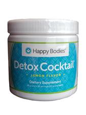 Detox Cocktail - Lemon Flavor