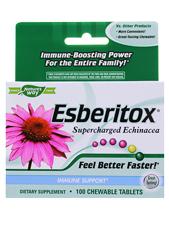 Esberitox Supercharged Echinacea