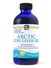 Arctic Cod Liver Oil - Unflavored